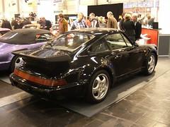 Porsche 911 Turbo (911gt2rs) Tags: black carshow 964 schwaz youngtimer sportwagen