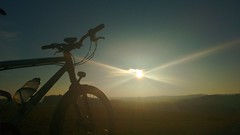 against the sun (twinni) Tags: sun salzburg bike austria österreich bm cannondale sonne biketour müller busch bumm rohloff fiftyfifty iqx mw1504 09032016
