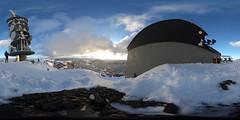 On The Top Of Ulriken (ANDMIK) Tags: panorama norway no 360 sphere bergen ricoh hordaland theta photosphere panorama360 ricohthetas