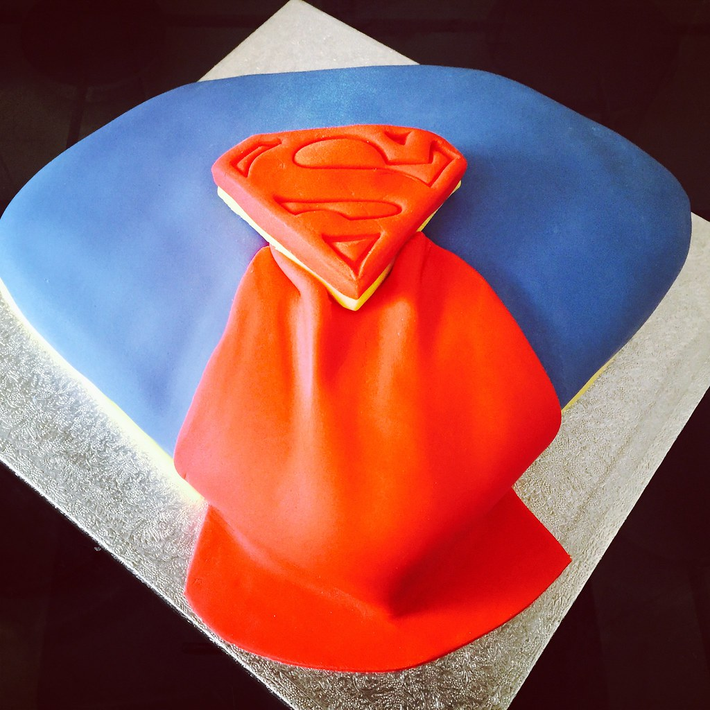 The World s Best s of cake and superman Flickr Hive