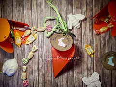 CaroteBoxPortacaramellel_11w (Morgana209) Tags: easter candy box handmade arancio cioccolato pasqua caramelle cartone carote creativit scatole fattoamano scatoline ovetti portacaramelle