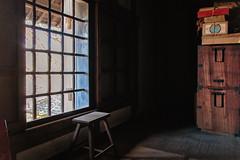Inside the Old Storage Building (Shinichiro Hamazaki) Tags: warehouse storehouse repository   honjou