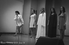 DSC_0316 (imramianna) Tags: show portrait people bw female dance university theatre performance ukraine uman visavis musicalperformance contemp
