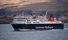 MV Isle of Lewis, Sound of Mull (Russardo) Tags: ferry scotland mac lewis cal sound mull isle calmac mv caledonian macbrayne