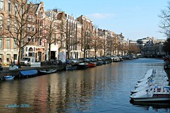 Keizersgracht - Amsterdam (Cajaflez) Tags: amsterdam nederland thenetherlands keizersgracht coth5