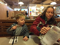 "Paul and Mommy at Egg Harbor • <a style=""font-size:0.8em;"" href=""http://www.flickr.com/photos/109120354@N07/25777020520/"" target=""_blank"">View on Flickr</a>"