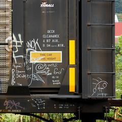 7819565230_e6c40a44e4_o v2 (collations) Tags: toronto ontario graffiti beans bigdipper freights watchman bobbypin monikers thewatchman whereyat benching fr8s thinkinginsidethebox allsquaredup