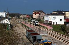 31_Ferrol-Gijon_036094 (claus_pusch) Tags: espaa galicia spanien railroads ferrocarriles renfe ribadeo cheminsdefer feve galicien eisenbahnen transcantabrico ferrocarrilesdevaestrecha ferrolgijn clauspusch