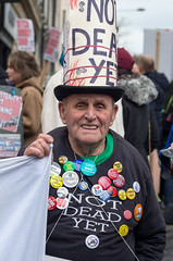 March for Health, Homes, Jobs and Education - London 16th April 2016 (The Weekly Bull) Tags: uk london students education jobs protest trafalgarsquare demonstration health nhs antiwar housing teachers doctors nurses conservativeparty davidcameron peoplesassembly