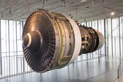 Jumbo (pedritop (www.ppedreira.com)) Tags: corua museo boeing jumbo avion turbina muncyt
