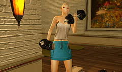 BECAUSE IS TIME TO BE FIT (marpil.grafenwalder) Tags: sl secondlife nyas