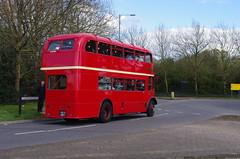 IMGP0102 (Steve Guess) Tags: uk england bus london museum transport surrey gb cobham regent weybridge brooklands weymann aec rlh byfleet lowhight rlh61 mxx261