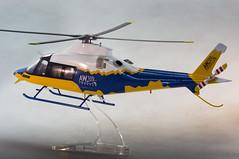 AW109 TREKKER Dimostr.giallo-blu - scale 1-32-4 (Maurizio Piazzai) Tags: h prototipo trekker artigianato finmeccanica aw109 scala132