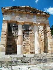 Tesoro Atenienses. Siglo V a C (vicentecamarasa) Tags: c v tesoro siglo atenienses