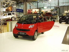 P6024361 (Pn Marek - 583.sk) Tags: 2005 two smart four for brno v6 roadster brabus fortwo biturbo for4 bvv for2 autosaln fotogalria