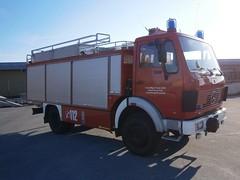 MB NG 1019 (Vehicle Tim) Tags: rescue rot truck fire mercedes ng rettung feuerwehr mb rw fahrzeug einsatz blaulicht rstwagen