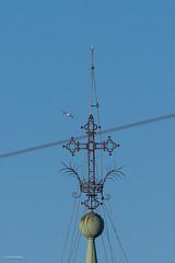 Croce sulla Cupola di San Fedele (Obliot) Tags: skyline italia milano it april lombardia galleria highline 2016 grattacieli obliot highlinegalleria