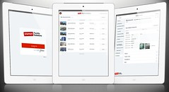 Salesforce iPad Application