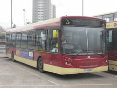 East Yorkshire 272 YX56DZK Hull Interchange on 240 (1280x960) (dearingbuspix) Tags: eastyorkshire 272 eyms yx56dzk