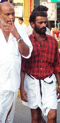 Calicut men (bokage) Tags: street india dress kerala calicut kozhikode bokage