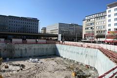 Baustelle Bahnhofsplatz 27 (Susanne Schweers) Tags: max baustelle architektur bremen architekt citygate hochhuser bahnhofsplatz dudler maxdudler bebauung