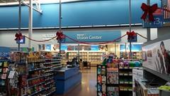 Walmart Vision Center (Retail Retell) Tags: county retail project store interior walmart impact ms desoto hernando supercenter 5419