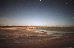 (. Lautaro Garcia .) Tags: nightphotography film water field night 35mm stars nightshot pentax buenos aires astrophotography 35mmfilm agfa shores c41 filmphotography provinciadebuenosaires