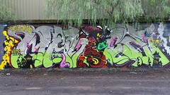 Malice... (colourourcity) Tags: streetart mos graffiti tsf awesome melbourne malice nofilters meetingofstyles streetartaustralia burncity colourourcity colourourcitymelburn mosmelbourne mos2016 colourourcitymos