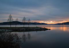 IMG_7252_ (Kristine Bergheim) Tags: longexposure blue sunset solnedgang drammen drammensfjorden engersand