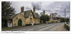 Blankney village, Lincolnshire (Paul Simpson Photography) Tags: road nature spring village lincolnshire modelvillage blankney photosof imageof photoof northkesteven imagesof sonya77 paulsimpsonphotography april2016