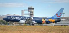 (Manuel Maas) Tags: boing 737 leal