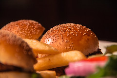 Jr. Burgers (Affan A.Khan) Tags: world pakistan food yellow contrast photography lifestyle hunger fries burgers junior product