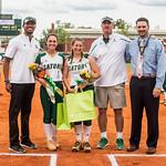 RBHS Vars Softball Senior Recognition