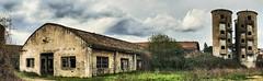 Fattoria agraria abbandonata (bellinipaolo31) Tags: panoramica silos galliano fattoria barberinodelmugello lagodibilancino esplorazioniurbane paolobellini fc03911