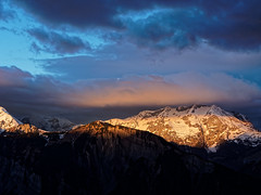Depuis ma chambre - From my bedroom (jcdesperier) Tags: mountain alps alpes oisans