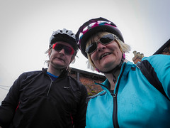 122-365 partner in crime (NSJW photos) Tags: family me cycling ride mother may bikes son mum related 122 relations selfie 2016 122365 365selfies nsjwphotos 1223652016