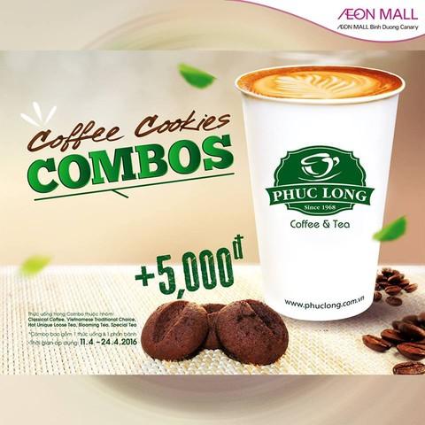 COFFEE COOKIES COMBO