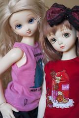 (Kyane) Tags: kid doll dolls bjd luts volks delf abjd msd nagisa aru kiddelf