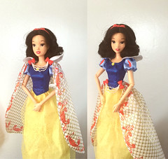 Which is better? Cape or Peplum? (Christo3furr) Tags: white snow apple fashion monster store high doll princess disney after ever mattel