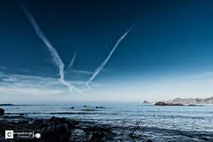 Ramas y mar (Miguel Angel Lillo Fotografa) Tags: sea sky espaa clouds mar nikon europa murcia cielo nubes tamron aguilas calabardina 1750mm28 d7200
