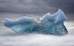 Ice (RobGrahamPhotography) Tags: snow ice canon landscape landscapes iceland outdoor south glacier iceberg blacksandbeach glaciallagoon jokulsaron canon6d