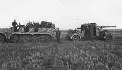 """Sdkfz 7 with a 88 • <a style=""""font-size:0.8em;"""" href=""""http://www.flickr.com/photos/81723459@N04/26593790275/"""" target=""""_blank"""">View on Flickr</a>"""