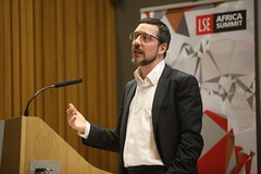 Alex_Cobham_6482 (LSE in Pictures) Tags: africa economist academic kingscollegelondon researchconference taxjusticenetwork lseafricasummit alistairberkleymemorialfund alexcobham