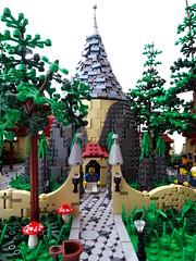 The People of Laaf (Swan Dutchman) Tags: fairytale lego amusementpark efteling monorail attraction kaatsheuvel laven laaf volkvanlaaf lavenlaar peopleoflaaf loerhuys