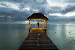 IMG_0029 (@DaskBlogs) Tags: blue sea beach maurice podium shore mauritius dask daskblogs