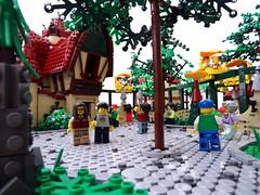 The People of Laaf (Swan Dutchman) Tags: fairytale lego amusementpark efteling monorail waterpump attraction kaatsheuvel laven laaf volkvanlaaf lavenlaar peopleoflaaf lonkhuys