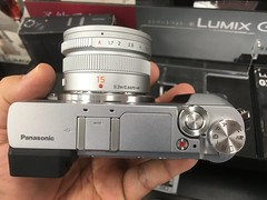 IMG_0203 (digitalbear) Tags: camera apple japan lumix tokyo google pentax panasonic nakano roppongi k1 fujiya mark2 gx7 iphonese