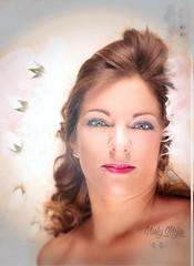 Modelo2 (naslymeja) Tags: people woman photoshop mujer photographer modelo blanca ojos bonita labios fotografia azules rojos