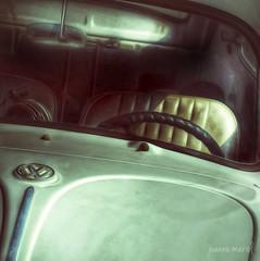 Sunday Drive: Get In (joannemariol) Tags: car vw vintage classiccar beetle nikond50 oldcar vwbug vwbeetle vdub vintageauto vintagebeetle classiccarphotography dublove snapseed icolorama