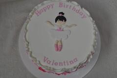 Ballerina Cake Topper Perth